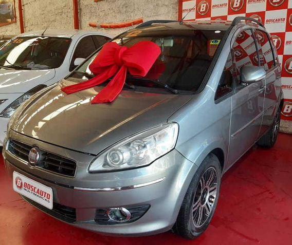 Fiat Idea Essence 1.6 8v 4p