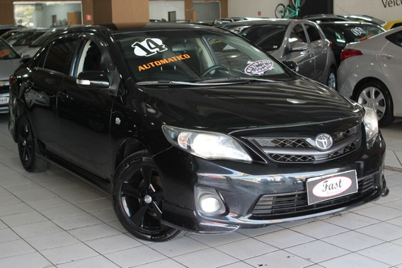 Corolla Xrs 2.0 2014
