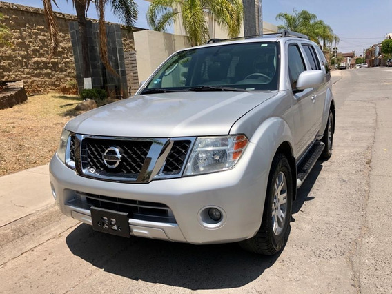 Nissan Pathfinder Advance V6 2012