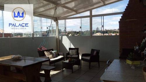 Apartamento Com 2 Dormitórios À Venda, 105 M² Por R$ 225.000,00 - Piracicamirim - Piracicaba/sp - Ap0753
