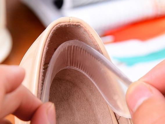 Protector De Talon Acolchado Silicon Zapato Zapatilla