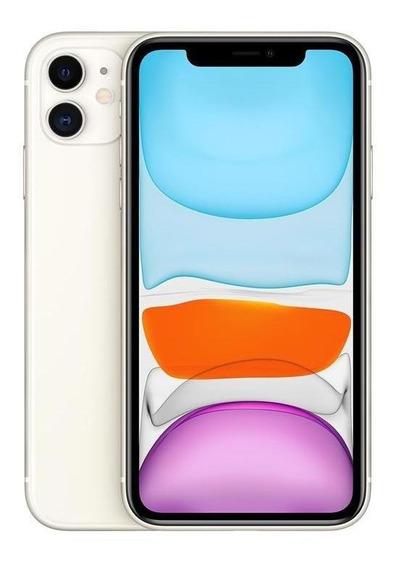 iPhone 11 Apple Branco, 128gb Desbloqueado - Mwm22bz/a