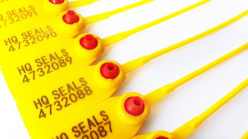 Precintos Plástico Seguridad, Cola Ratón-botella-guaya-rotor