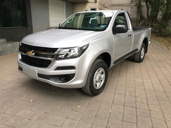Chevrolet S10 Cabina Regular Equipada 2017 (impecable)