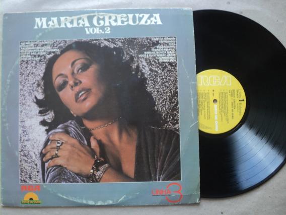 Lp Maria Creuza- Linha 3/ Disco De Ouro Vol. 2- Frete 15,00