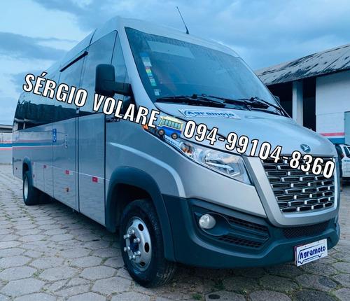 Micro Ônibus Volare Fly 6 Executivo Cor Prata 2019/2020