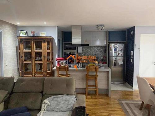 Imagem 1 de 13 de Apartamento À Venda, 96 M² Por R$ 795.000,00 - Jardim Flor Da Montanha - Guarulhos/sp - Ap3011