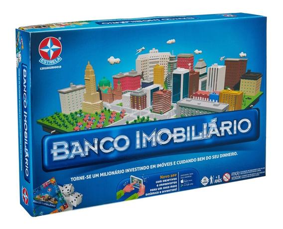 Jogo Banco Imobiliario Com App Original Estrela