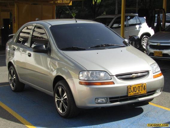 Chevrolet Aveo Famili Mt 1500