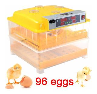 Incubadora Económica Nuevas De 96 Huevos, Digitales