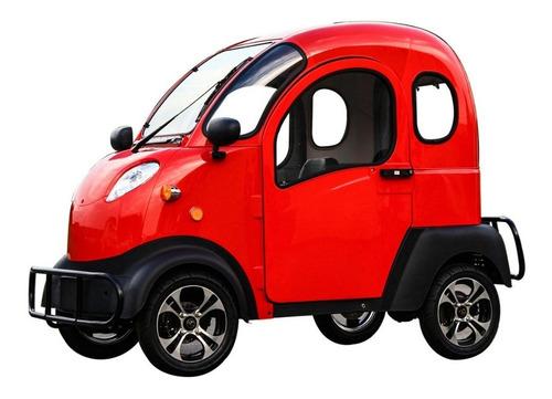 Imagen 1 de 9 de Auto Electrico Fonix K5 Ms Citycar Pfinal 60 Cuotas