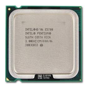 Processador Intel Pentium E5700 Usado C/ Cooler