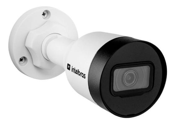 Câmera Ip Infra Intelbras Vip 1020b 1 Megapixel 2,6mm