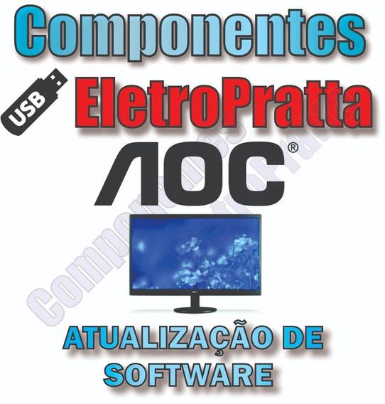 Atualização De Software Tv Aoc Lc42h053