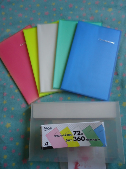 Box De Fotos Com 5 Álbum Cores Do Japão Usado