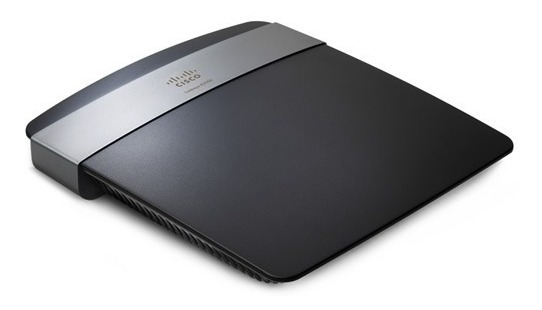 Router Cisco Linksys E2500 Inalambrico N 600 Wifi Banda Dual