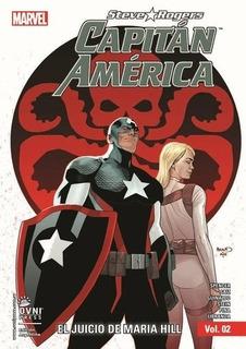 Marvel - Steve Rogers Capitán América Vol 2 - El Juicio De M