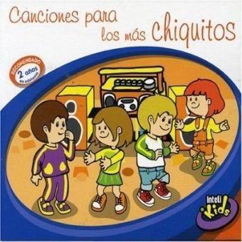 Imagen 1 de 1 de Canciones Para Los Mas Chiquitos - Varios Interpretes (cd)