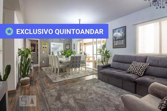 Apartamento No 17º Andar Com 3 Dormitórios E 3 Garagens - Id: 892960700 - 260700
