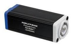 Nac3mm Adaptador Neutrik Powercon Dupla Macho In/out