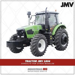 Tractor Jmv1804 180hp 4x4 Cabina Con Aire Motor Deutz 3 Ptos