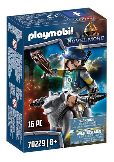 Playmobil 70229 Besteiro Com Lobo Novelmore