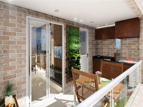 Imagem 1 de 26 de Apartamento - Venda - Canto Do Forte - Praia Grande - Dna1398