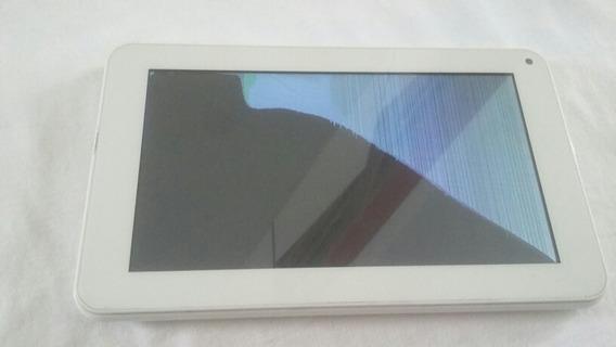 Tablet Multilaser Stili Tec A75, Displey Lcd Quebrado