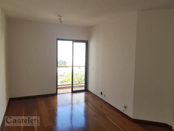 Apartamento Com 1 Dormitório À Venda, 62 M² Por R$ 320.000 - Vila Itapura - Campinas/sp - Ap7015