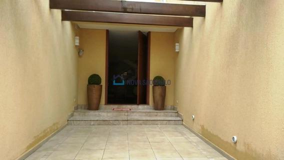 Sobrado Com 4 Dormitórios E 1 Suíte No Planalto Paulista - Bi26812