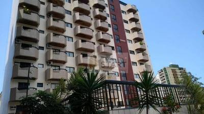 Otimo Apartamento 2 Dormitorios Com Sacada Vista Livre Canto Do Forte Com Lazer Completo - Ap6453