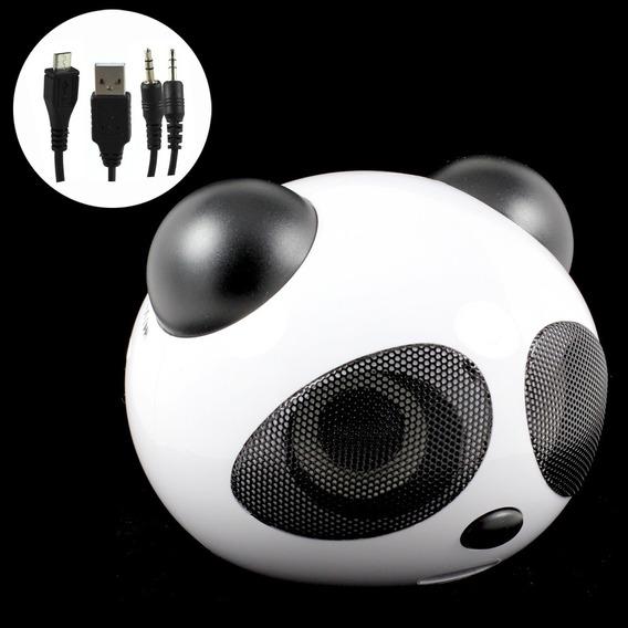 Panda Mp3 Reproductor Radio Fm Usb Micro Sd