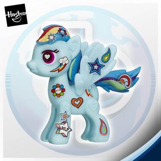 My Little Pony Pop Rainbow Dash Para Armar Y Combinar- Tierr