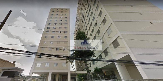Apartamento Residencial À Venda, Mooca, São Paulo. - Ap0122