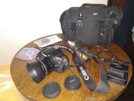 Canon T3i - Poucos Cliques Com Lente 50mm