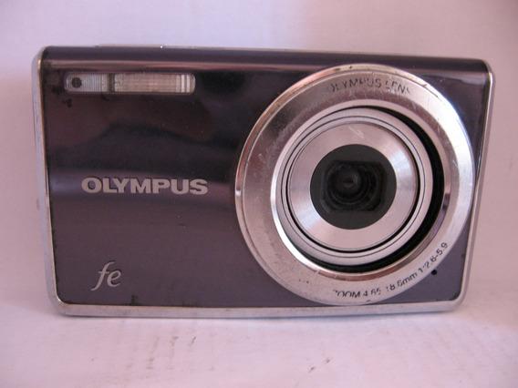 Defeito Câmera Olympus Fe-4010 Não Liga.