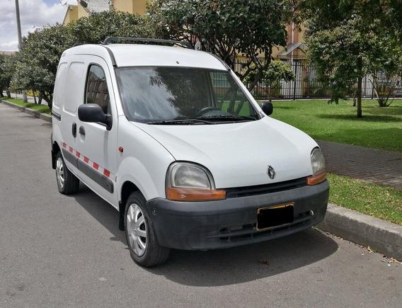 Renault Kangoo Express Motor 1.6 2006 Carga