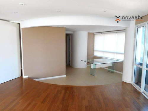 Imagem 1 de 30 de Apartamento Alto Padrão Com 3 Dormitórios À Venda, 205 M² Por R$ 1.550.000 - Jardim - Santo André/sp - Ap1398