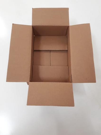 100 Caixas De Papelão Preço Pac./correio Medida 20 X 13 X6