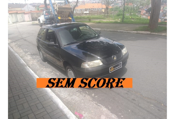 Vw Gol 2004 8v Financiamento Com Score Baixo Carne Guarulho