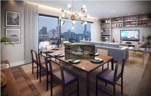 Apartamento Com 4 Dormitórios À Venda, 226 M² Por R$ 5.613.492,00 - Jardins - São Paulo/sp - Ap46917