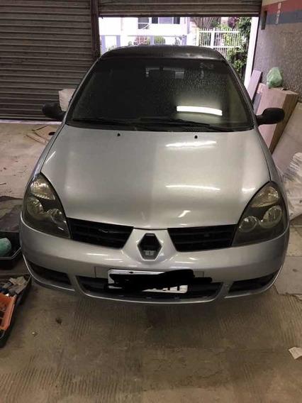 Renault Clio 1.0 16v Authentique 3p 2004