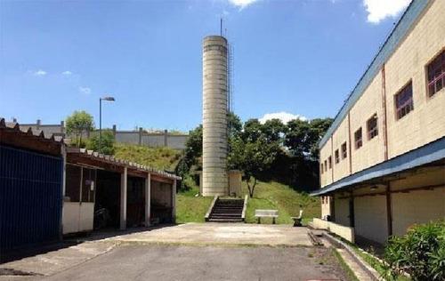 Galpão Para Alugar, 3400 M² Por R$ 50.000,00/mês - Loteamento City Jaragua - São Paulo/sp - Ga0160