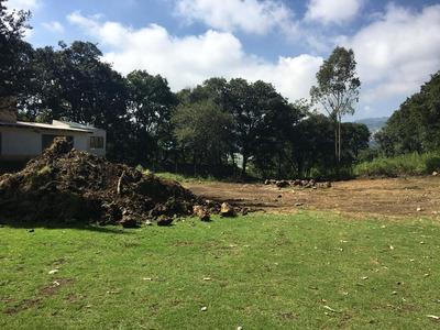 Venta Terrenos Colonia San Bartolome Xicomulco, Milpa Alta