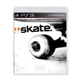 Skate - Ps3 Mídia Física Lacrado Original
