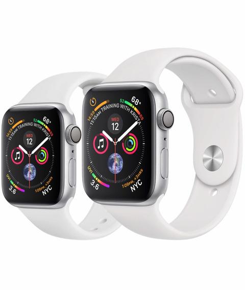 Smartwatch Apple Watch Série4 40 +pulseira +película Brind