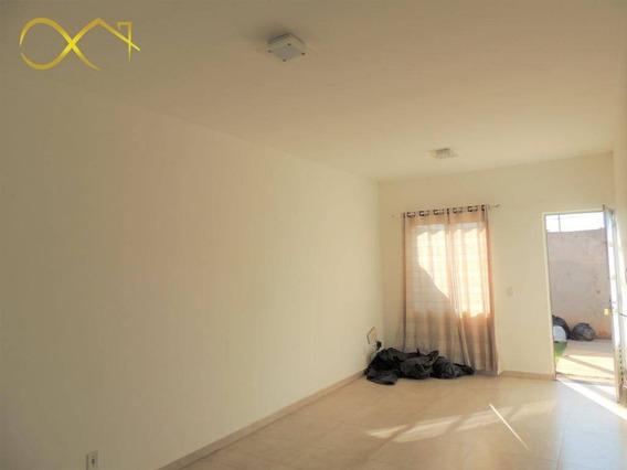 Casa Residencial Para Alugar - Residencial Pazetti - Paulínia/sp - Ca1779