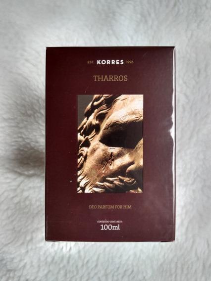 Perfume Masculino Tarros Korres 100 Ml