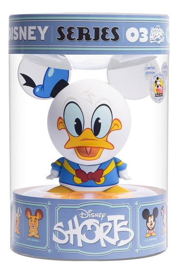 Disney Shorts Classic - Series 03 - Donald Duck