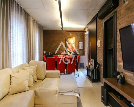 Apartamento À Venda Na Vila Olímpia - Ap11593 - 67827968